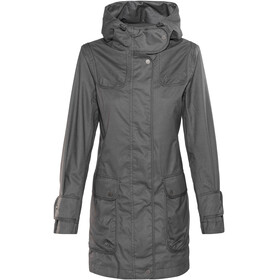 Finside Joutsen Zip-In Jacket Women Graphit Melange